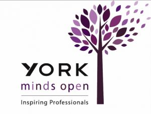 York Minds Open Event Logo